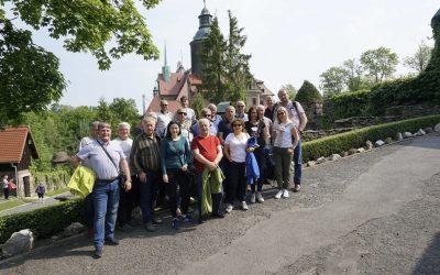 Wycieczka techniczna do elektrowni Shwarze Pumpe w Niemczech