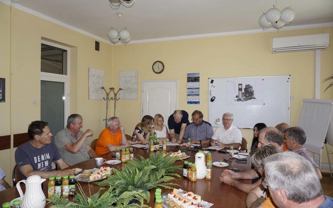 Zebranie wyborcze Stowarzyszenia Technicznego